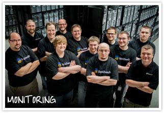 Liquid Web Sonar Monitoring™ Team