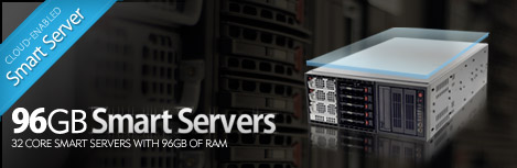 Liquid Web Introduces 96GB Smart Servers