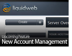 New Management Interface Coming Soon