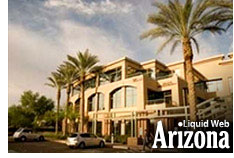 Liquid Web Arizona - Networking In!