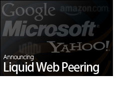 Learn more about Liquid Web Peering
