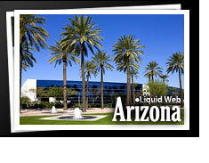 Liquid Web Arizona Data Center