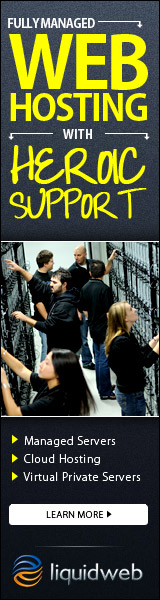 Dedicated Servers from Liquid Web